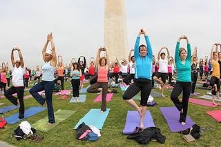 2nd Annual Yoga with Iululemon Athetica
