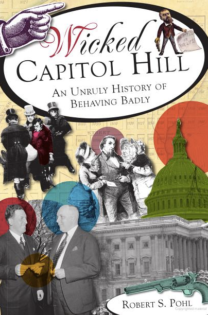 DC History Books by Local Authors