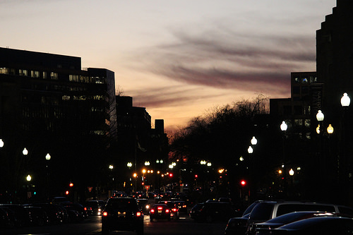 Independence Ave, WDC