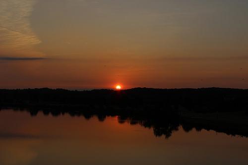 Morning by Anacostia