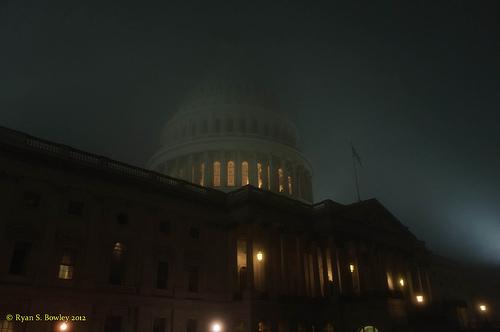 Capitol Fog #4