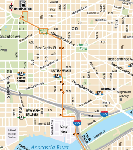 Circulator Map on