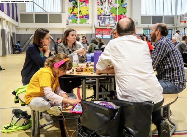Councilmember Allen Hosts Ward 6 Vision Zero Brainstorming