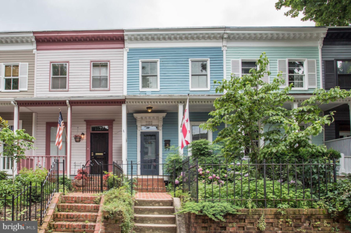 Capitol Hill DC Home for sale